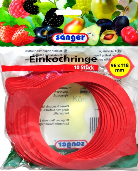 Preserving Ring, 96 x 118 mm, 10-count