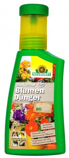 Neudorff Organic Trissol Flower Fertiliser, 250 l
