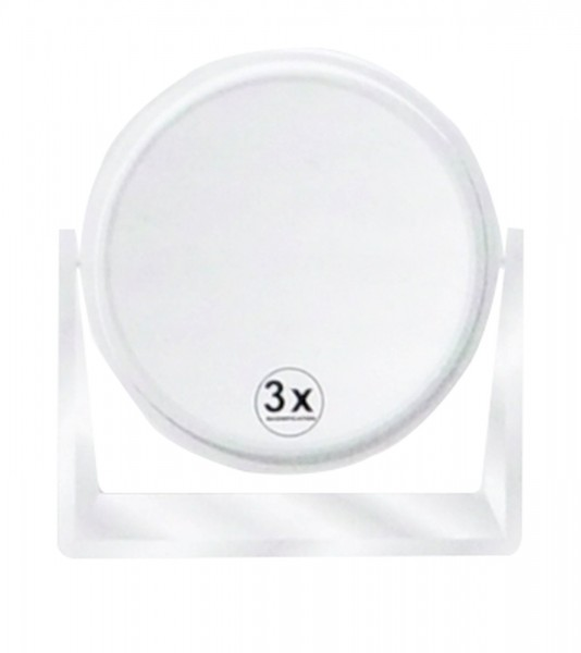 Cosmetic Mirror, 3x magnification, 19 cm