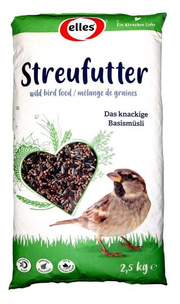 Elles Wheat-free Winter Scatter Fodder, 3 kg