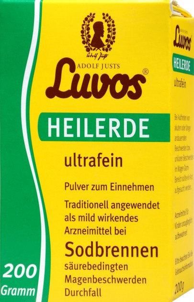 Luvos Healing Earth Ultra, 200 g