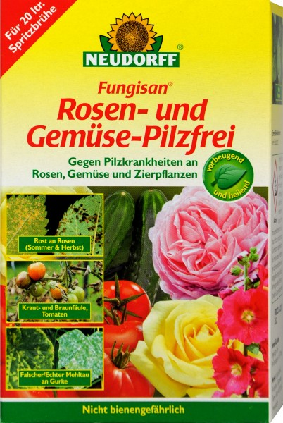 Neudorff Fungisan Rose Anti-fungal, 16 ml