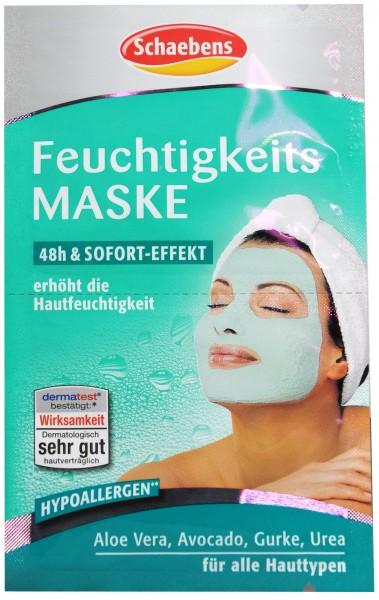 Schaebens Moisturising Mask, 10 ml