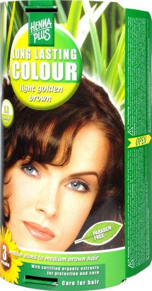 Hennaplus Long Lasting Colour, 5.3