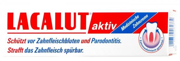 Lacalut Active Toothpaste Bleeding Gums & Periodontitis, 100 ml