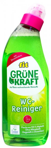 Fit Green Power WC-Cleaner 750 ml