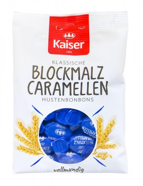 Kaiser Block Malt Caramels, 100 g