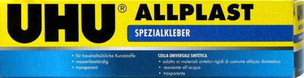 Uhu Allplast Liquid Glue, 30 g