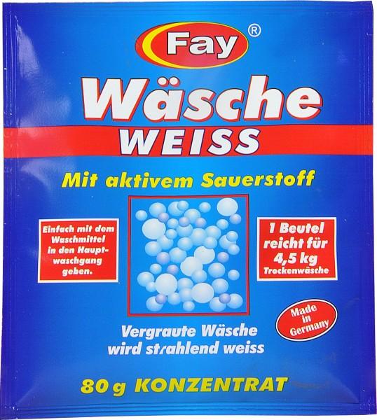 White Laundry Detergent, 80 g