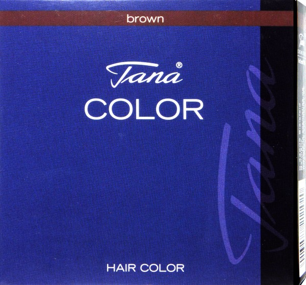 Tana Colour Eyelash Tint, Brown