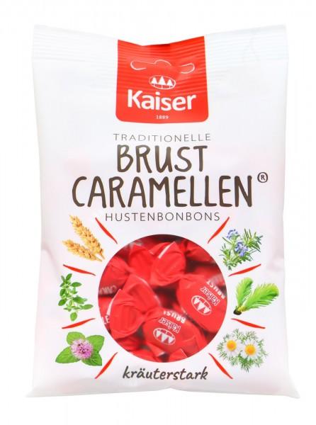 Kaiser Chest Caramels, 100 g