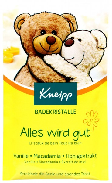 Kneipp Everything will be fine Bath Crystals, 60 g
