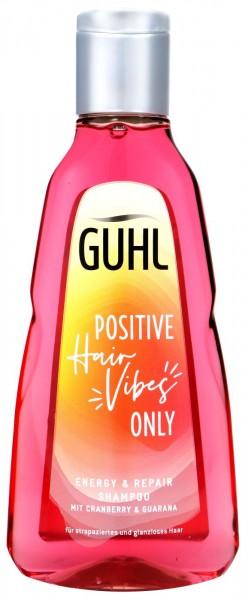 Guhl Energy & Repair Shampoo Cranberry & Guarana, 250 ml