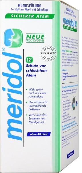 Meridol Fresh Breath Mouthwash, 400 ml