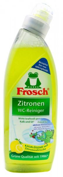 Frosch Lemon Toilet Cleaner, 750 ml