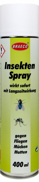 Braeco Insect Spray, 400 ml