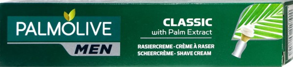 Palmolive Classic Shaving Cream, 100 ml