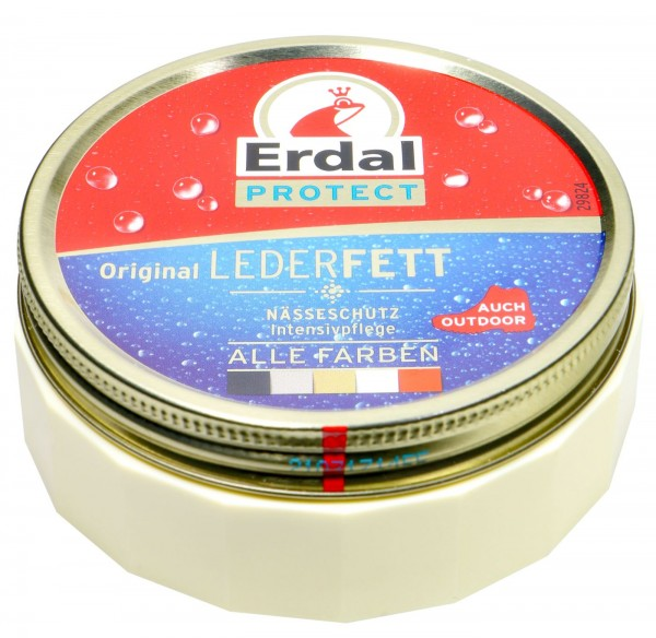 Erdal Leather Grease Colourless, 150 ml