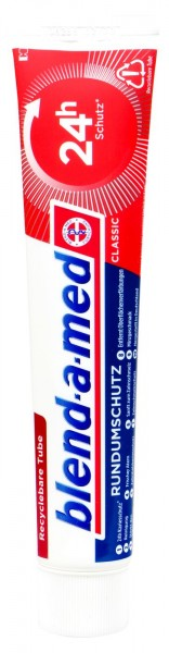 Blend-a-Med Classic Toothpaste, 75 ml