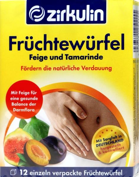 Zirkulin Fruit Cubes, 12-pack