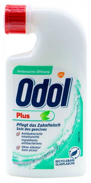 Odol Plus Mouthwash, 40 ml