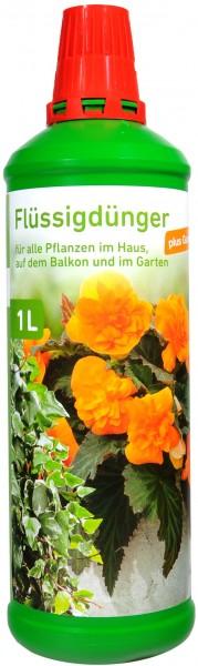 Flower Fertiliser with Guano CVH, 1 l