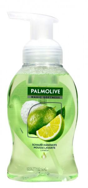 Palmolive Lime & Mint Foam Soap, 250 ml
