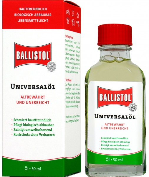 Ballistol Oil, 50 ml