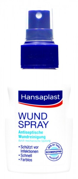 Hansaplast Wound Spray, 50 ml