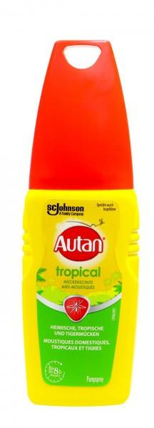 Autan Tropical Pumpspray, 100 ml