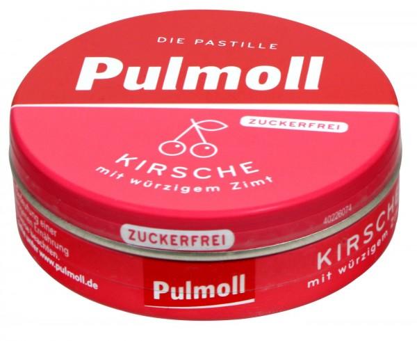 Pulmoll Cherry Mini Zuckerfrei, 20 G