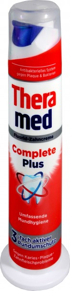 Theramed Complete Plus, pump, 100 ml