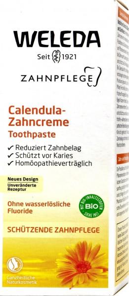 Weleda Calendula Toothpaste, 75 ML