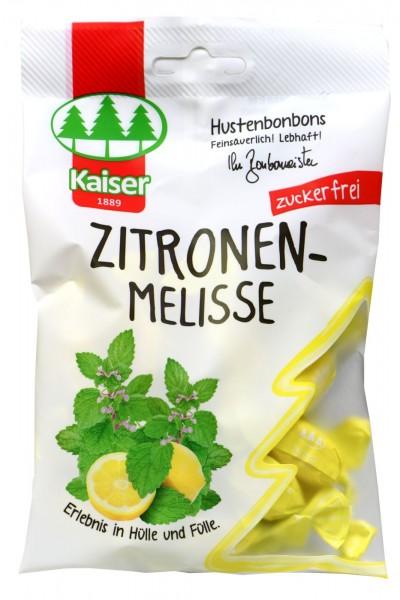 Kaiser Lemon Balm, sugar-free, 75 g