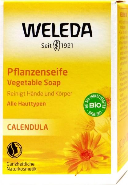 Weleda Calendula Soap, 100 G