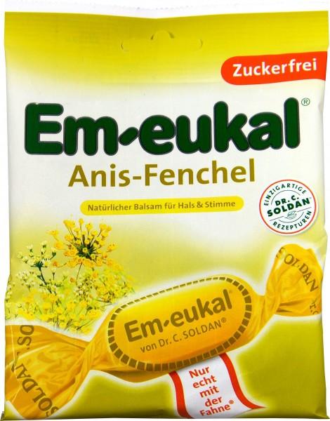 Em-Eukal Aniseed Fennel, sugar-free, 75 g