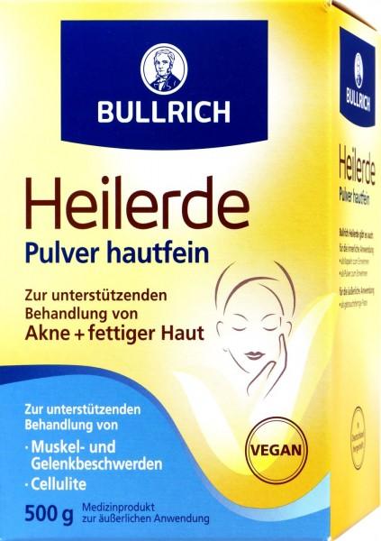 Bullrich healing clay soft skin, 500 g