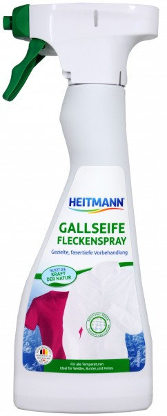 Heitmann Gall Soap Stain Remover Spray, 250 ml