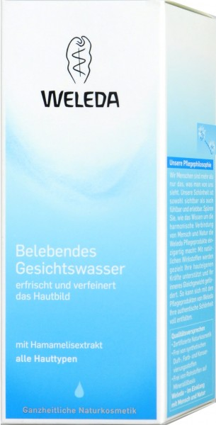Weleda Revitalising Toner, 100 ml
