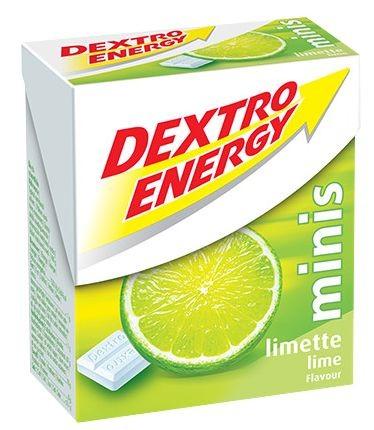 Dextro Energy Lime Minis, 50 g