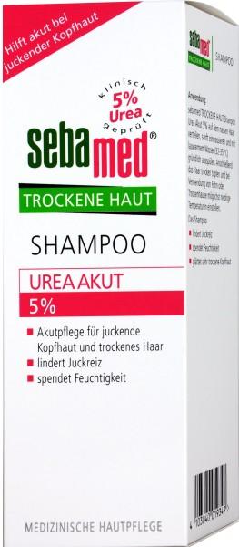 Sebamed Dry Skin Urea 5% Shampoo, 200 ml