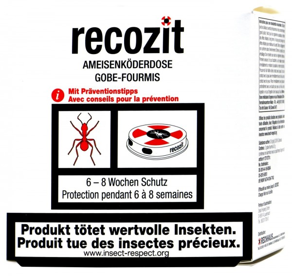 Recozit Ant Bait Box, 2-pack