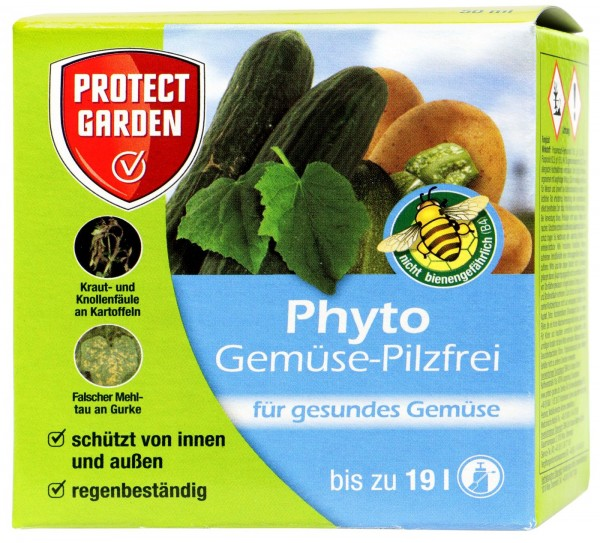 Protect Garden Phyto Vegetable Anti-fungal, 50 ml