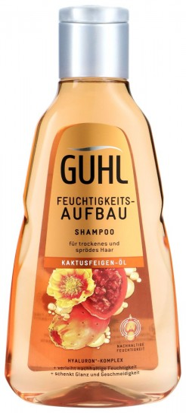 Guhl Cactus, Figs and Oil Moisturising Shampoo, 250 ml