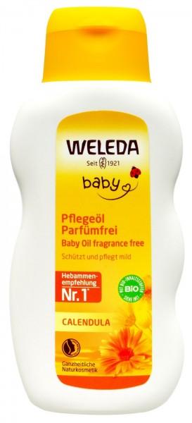 Weleda Calendula Care Oil, 200 ML