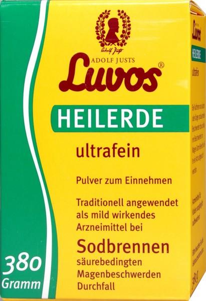 Luvos Healing Earth Ultra Fine, 380 g