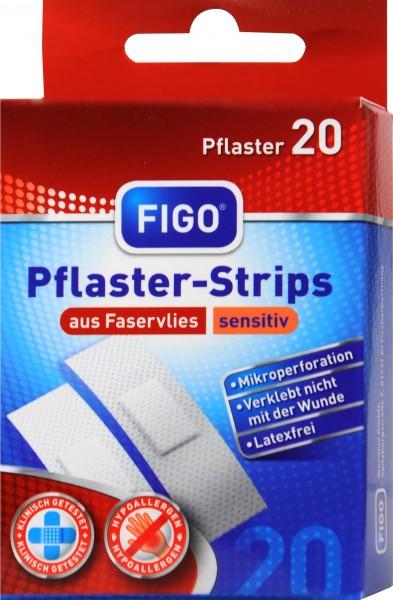 Figo Sensitive Plasters, 20-count