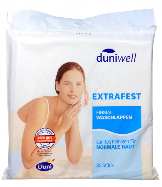 Duniwell 6-ply Washcloths, 30-count