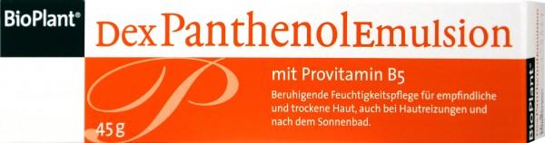 Dexpanthenol Emulsion, tube, 45 g