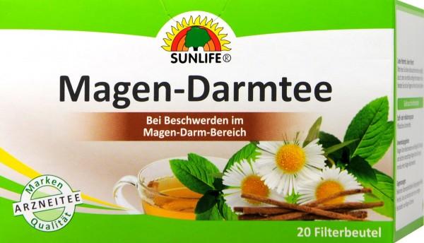 Sunlife Gastrointestinal Tea, 20-count